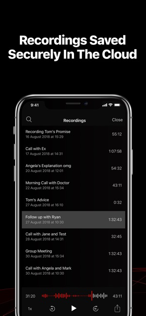 TapeACall: Call Recorder on the App Store