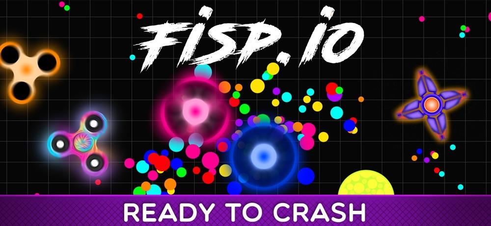 Fisp.io Spin of Fidget Spinner Cheat Codes