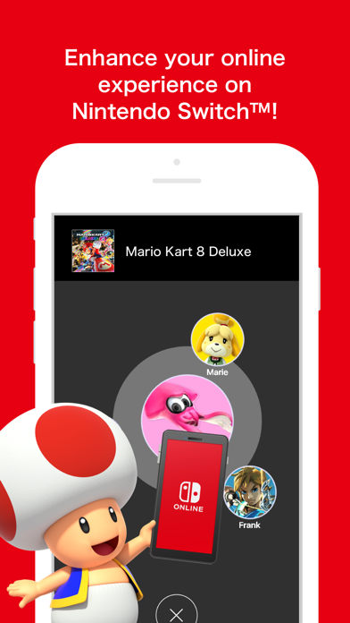 Download Nintendo Switch Online for Android