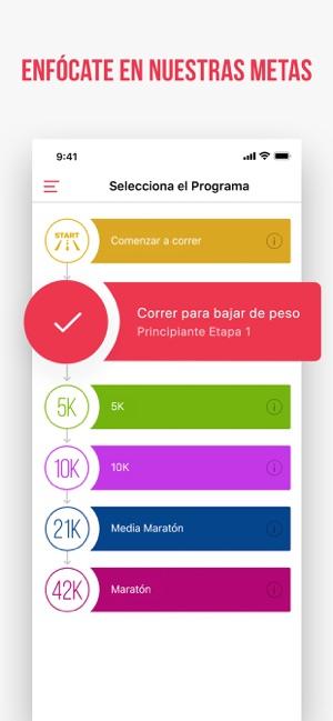 9b19a4cdc9748 Correr para Adelgazar de Verv en App Store