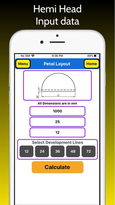 Petal Layout screenshot 7