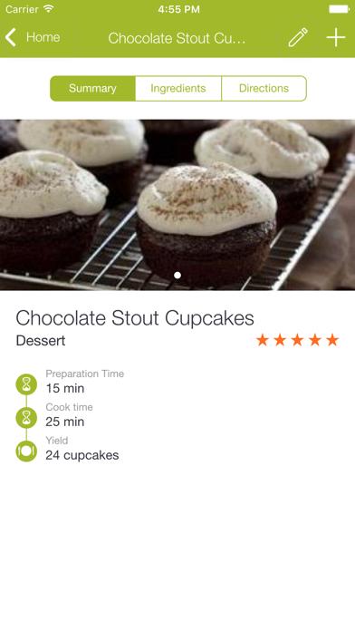 My CookBook (Recipe Manager) Screenshot