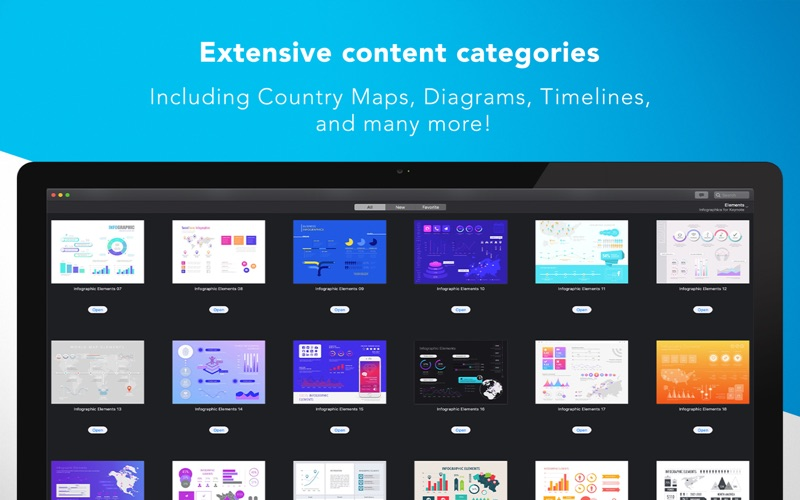 Infographics Prime for Mac