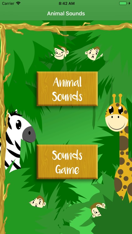 Animal Sounds for Kids - Learn