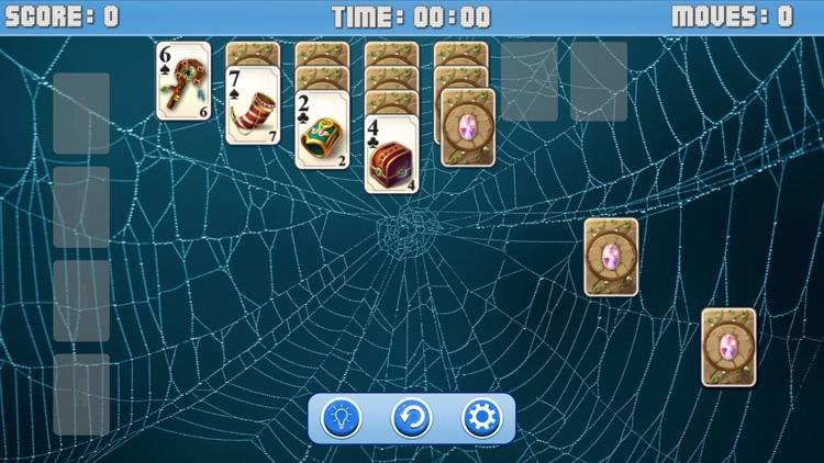Kings Solitaire Card screenshot-3