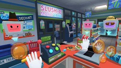 Slush'E'Mart - Job Simulator screenshot 9