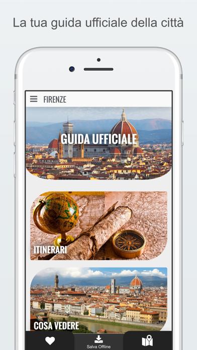Screenshot of FIRENZE Guida e Biglietti1