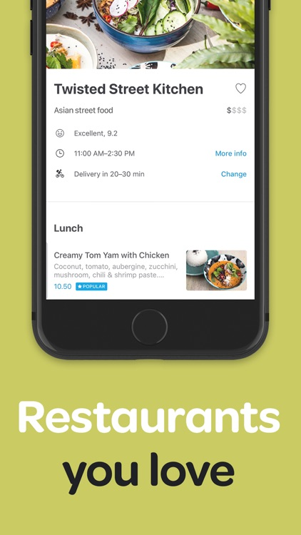 Wolt: Food delivery & takeaway screenshot-3