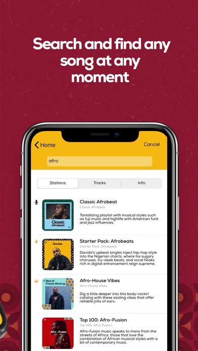 Jwompa - Stream African Music screenshot 4