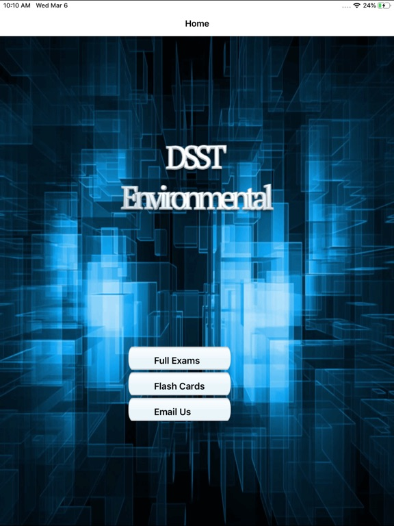 DSST Environmental Science screenshot 9