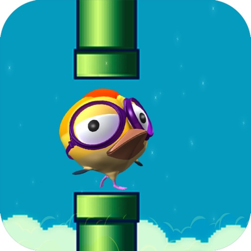 Flappy Brave Bird crush