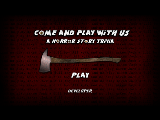 Come and Play with Us screenshot 5