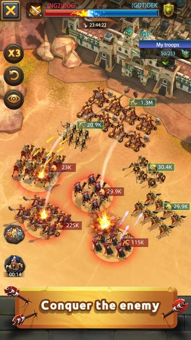 أساطير العرب - Doom Dunesلقطة شاشة5