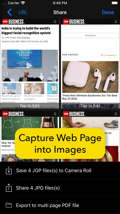 Split Screen: MultiTasking Web screenshot-6
