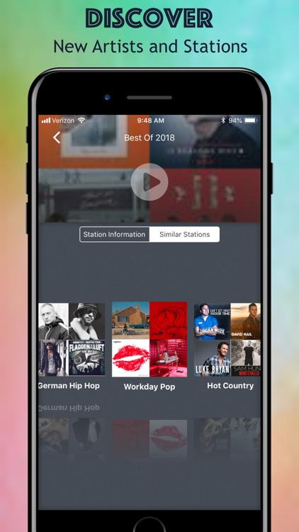 Jango Radio - Streaming Music screenshot-3