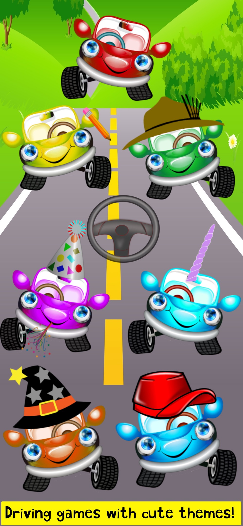 Car Puzzle Games! Racing Cars hack tool