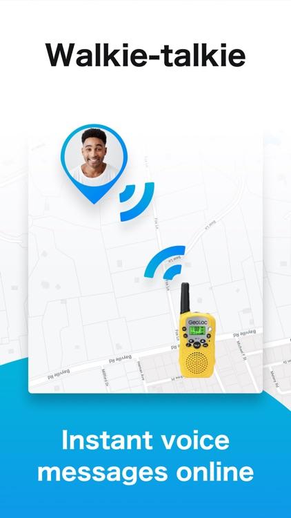 GeoLoc - GPS Location Tracker screenshot-4