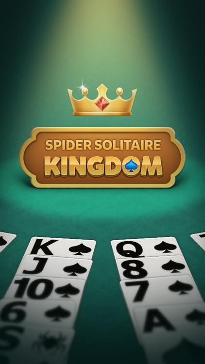 Spider Solitaire: Kingdom screenshot-4