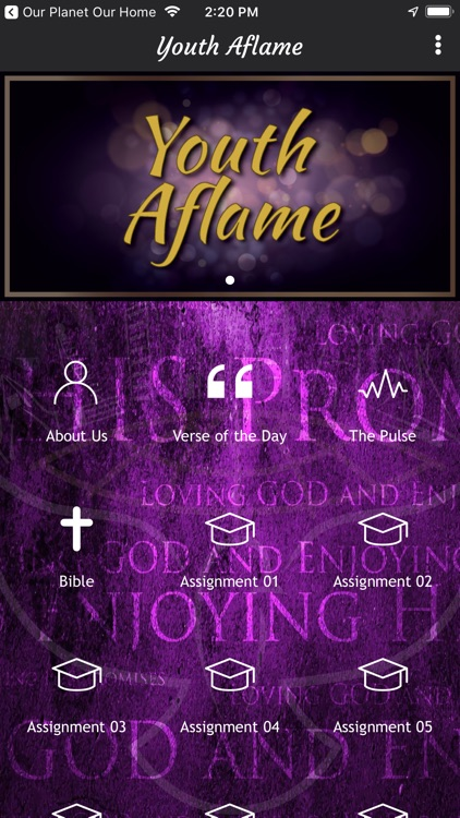 Youth Aflame