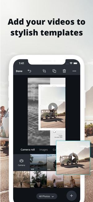Canva - Graphic Design Creator on the App Store