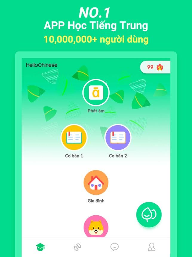 HelloChinese - Học Tiếng Trung