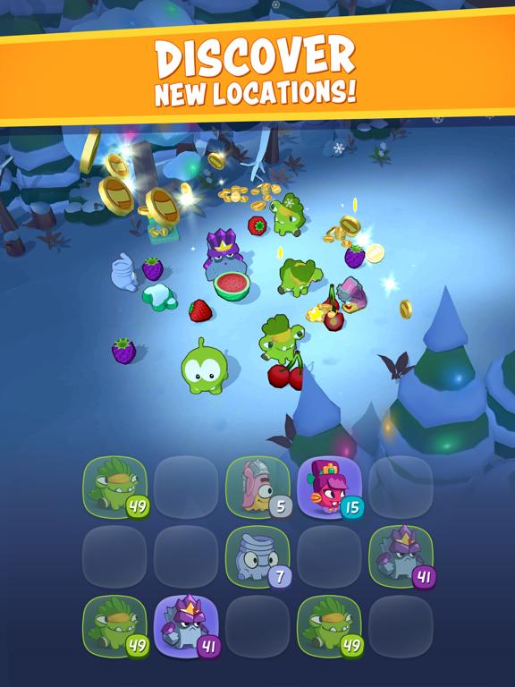 Om Nom: Merge screenshot 10