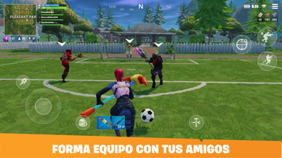 Screenshot for Fortnite in Mexico App Store
