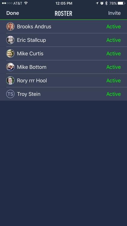 VIP & TEAM Coach's Eye Members screenshot-4