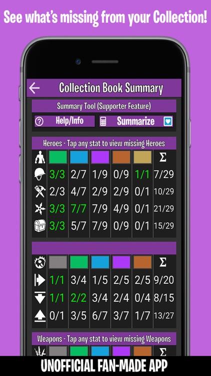 Companion for Fortnite screenshot-8