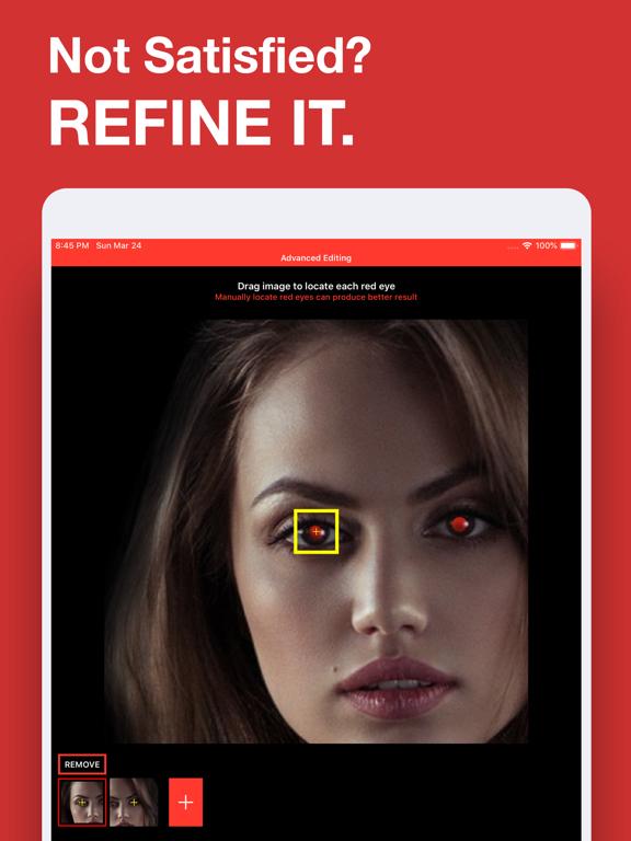 Fix+: Red Eye Remover screenshot 10