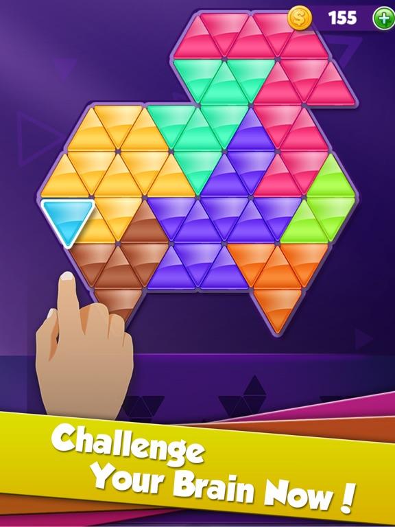 Block! Triangle puzzle:Tangramのおすすめ画像4