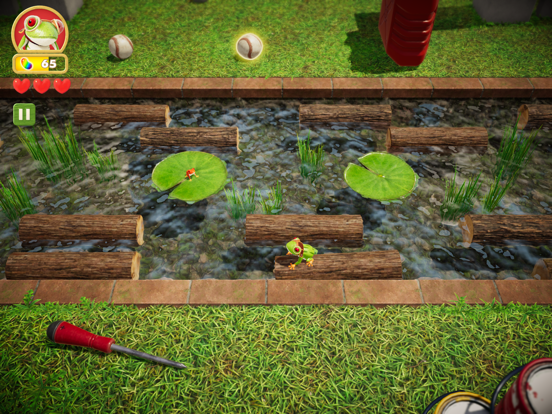 Frogger in Toy Town screenshot 15