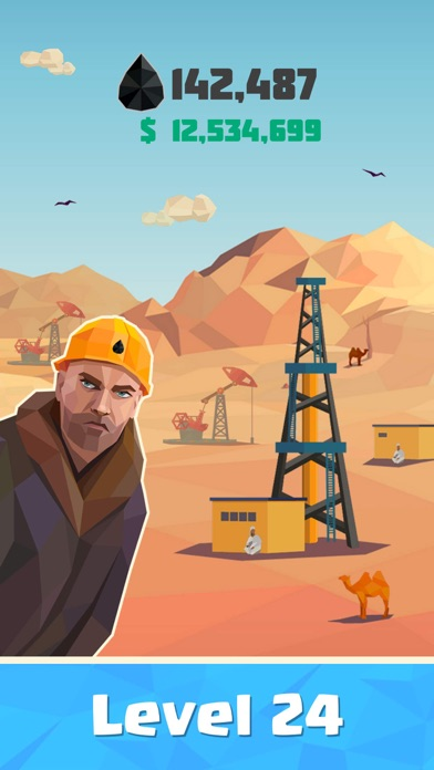 Oil Tycoon - Gas Idle Factory Screenshot