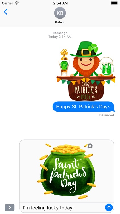 All about Happy Patrick's Day screenshot-4
