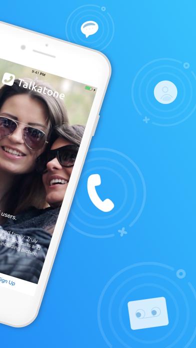 Talkatone: WiFi Text & Calls - Revenue & Download estimates