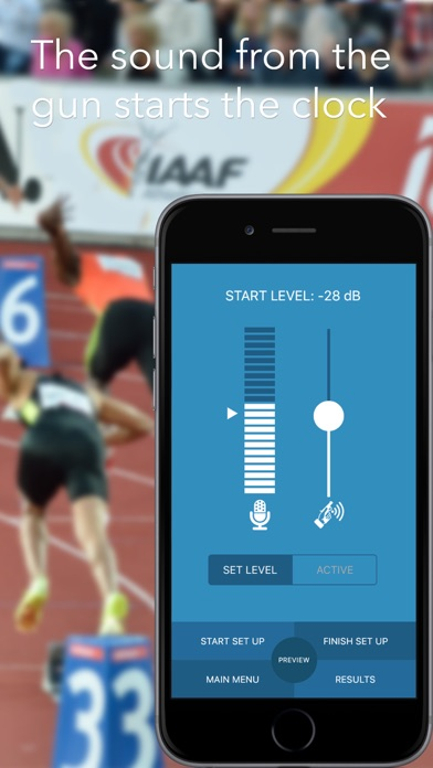 Screenshot for SprintTimer - Photo Finish in Kuwait App Store