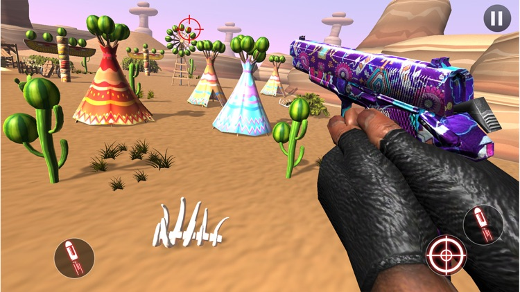 Watermelon Fruit Shoot Game 3D
