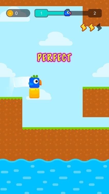 Square Bird Flappy