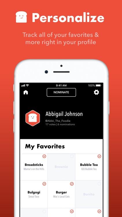The Food App screenshot-4