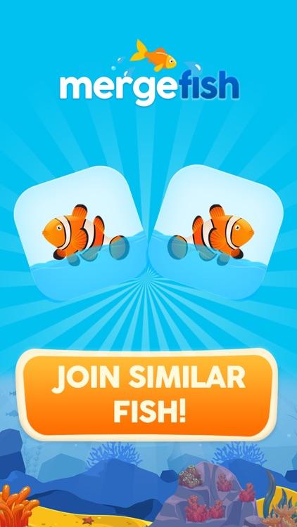 Merge Fish : Aquarium Stories screenshot-0