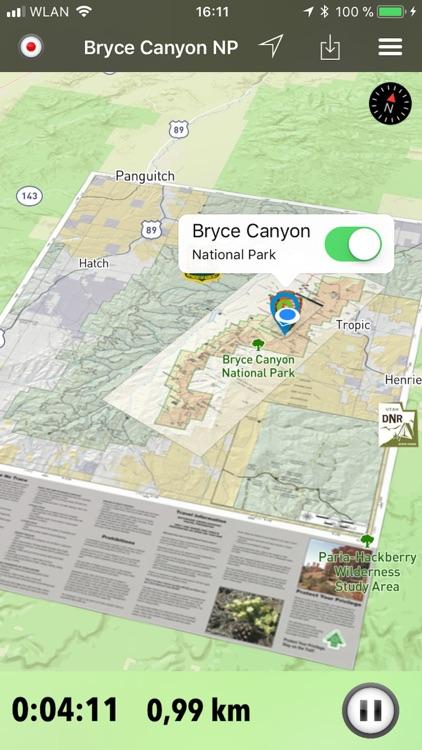Utah Pocket Maps screenshot-3