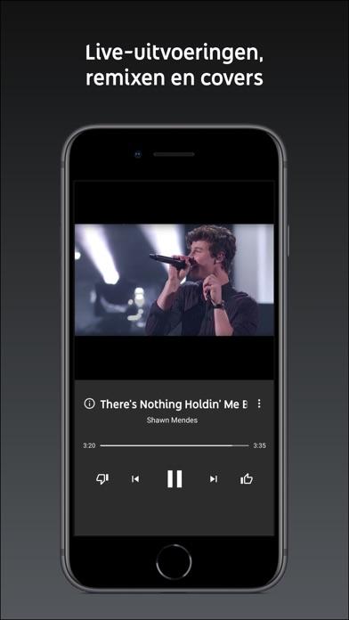 Screenshot for YouTube Music in Netherlands App Store