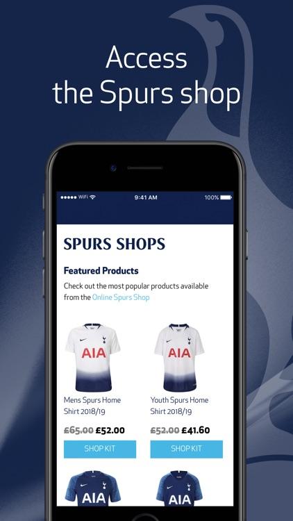Spurs Official app screenshot-4