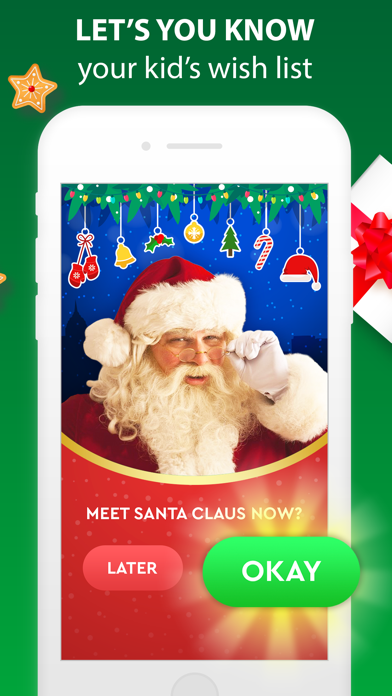 Santa Claus Video Message App screenshot 3
