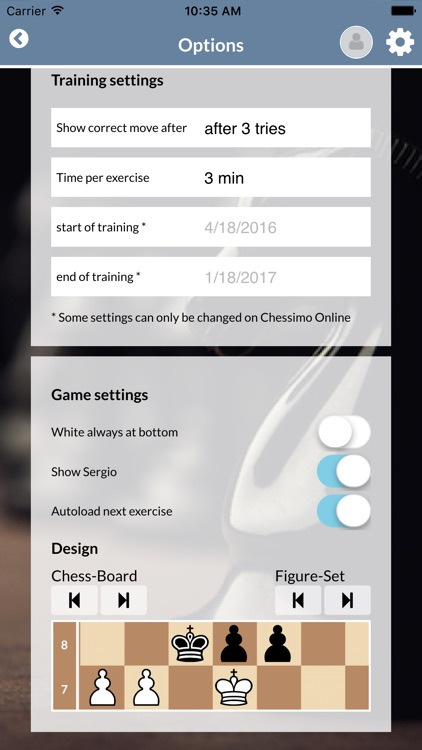 Chessimo 2.0 screenshot-4