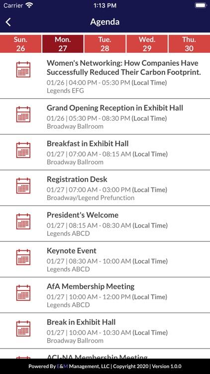 2020 AirCargo Conference
