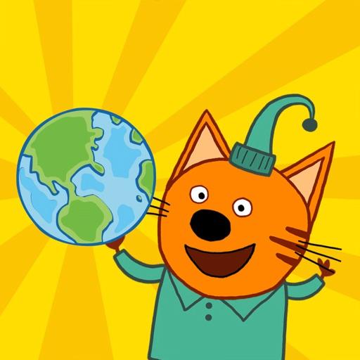 Три кота Вокруг Света