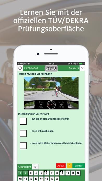 Screenshot for ADAC Führerschein in Egypt App Store