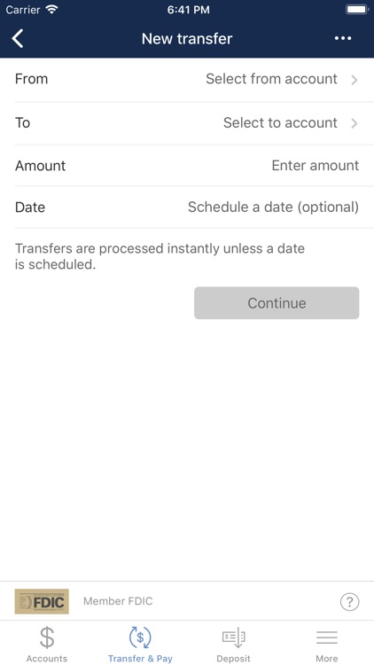 CVB Mobile Banking screenshot-4