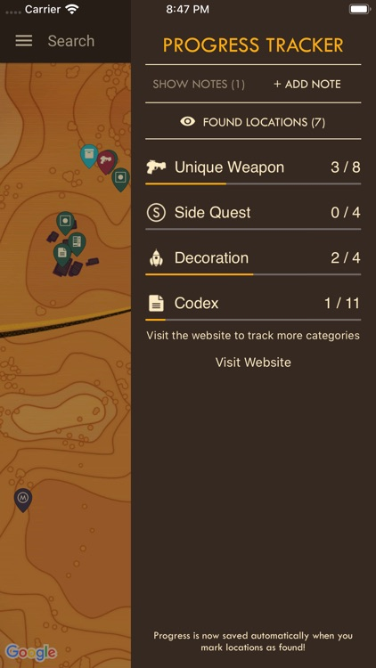 MapGenie for: The Outer Worlds